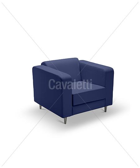 Cavaletti Box – Sofá 12105 de 1 lugar