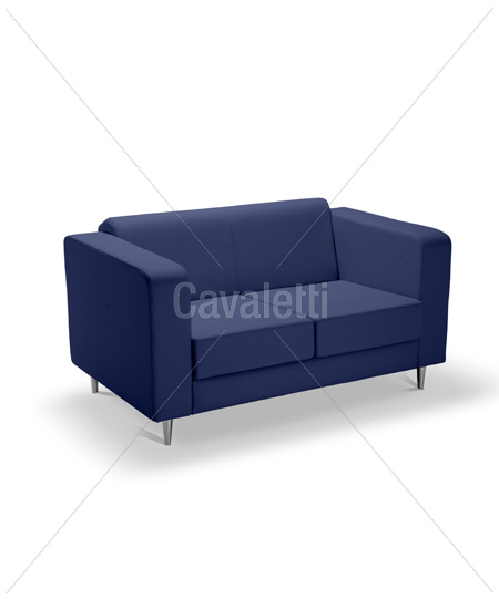 Cavaletti Box – Sofá 12105 de 2 lugares