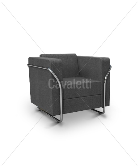 Cavaletti Box – Sofá 12205 de 1 lugar