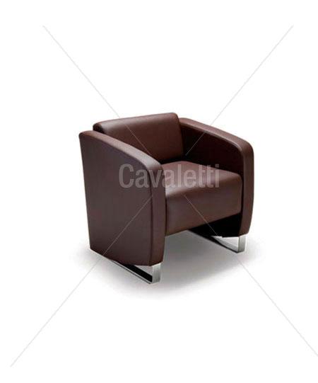 Cavaletti Box – Sofá 36105 de 1 lugar
