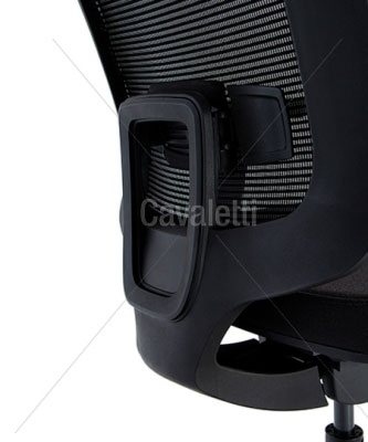 Cavaletti C3 – Poltrona Presidente Giratória 28001 AC Syncron 4D