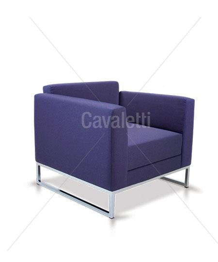 Cavaletti Connect – Poltrona Modular 36205