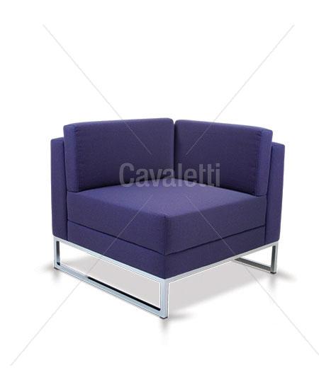 Cavaletti Connect – Sofá Modular de Canto 36205