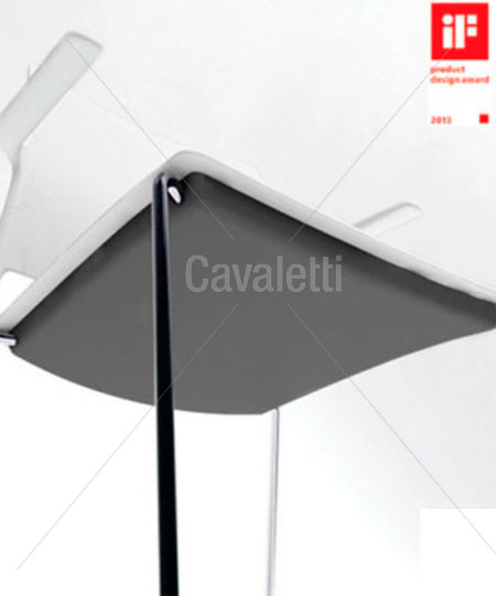 Cavaletti Go – Cadeira Aproximação 34006 Basic com Braços