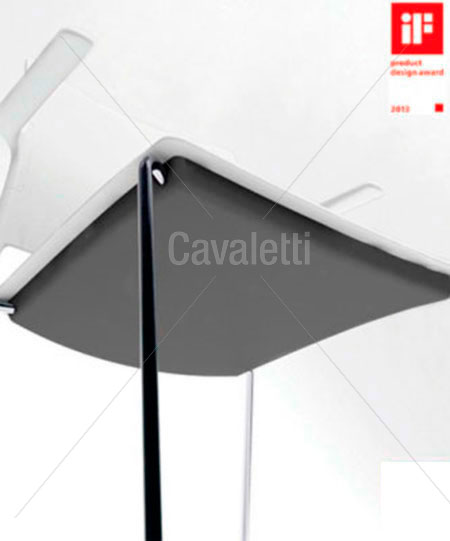 Cavaletti Go – Cadeira Giratória 34003 Basic com braços