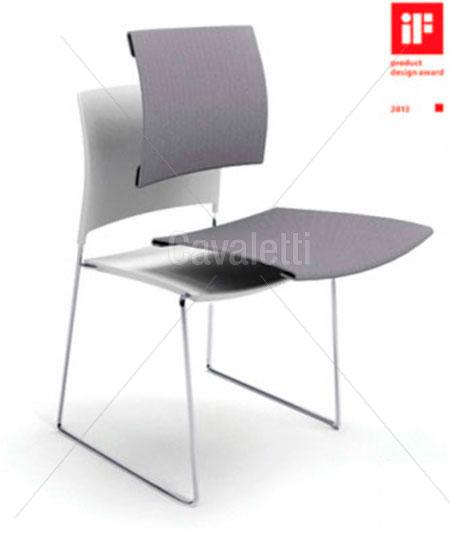Cavaletti Go – Cadeira Giratória 34003 Complete