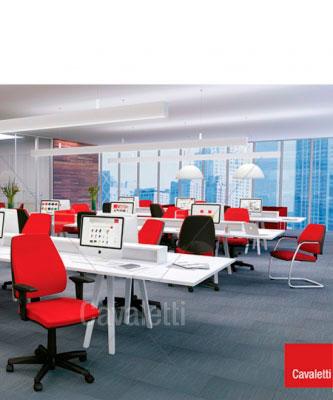 Cavaletti Pro – Poltrona Operacional Média 38003 SRE SL