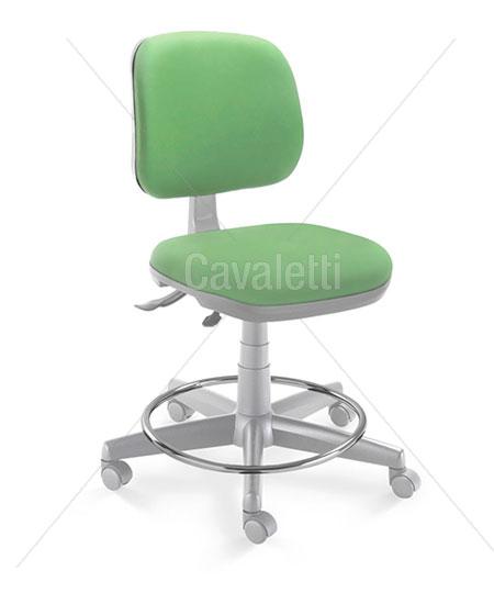 Cavaletti Service – Cadeira Giratória 4103 dentista