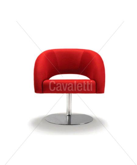 Cavaletti Spot – Poltrona Espera 36010 base Disco