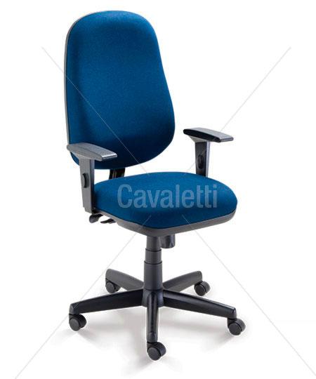 Cavaletti Start – Poltrona Presidente Giratória 4001 Relax SL