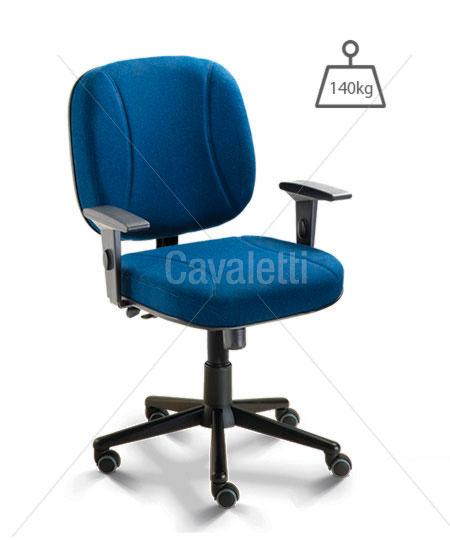 Cavaletti Start – Poltrona Diretor Giratória Extra 4003 Relax SL