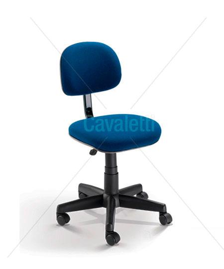 Cavaletti Start – Cadeira Secretária Giratória 4004