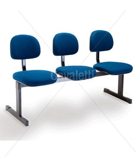 Cavaletti Start – Longarina Secretária 4009