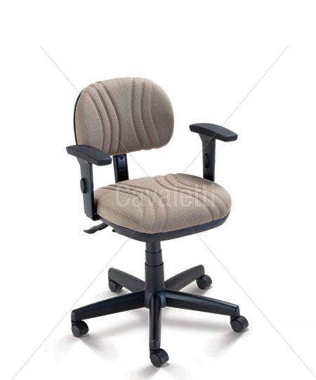 Cavaletti StartPlus – Cadeira Secretária Giratória 3004 SRE SL New PU