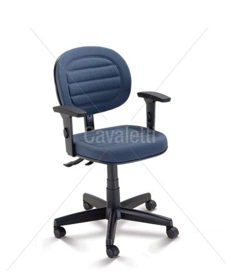 Cavaletti StartPlus – Cadeira Executiva Giratória 6104 SRE SL New PU