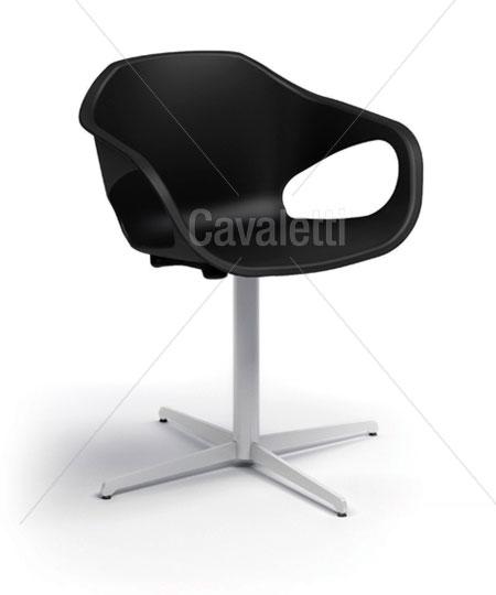 Cavaletti Stay – Cadeira Giratória 33106