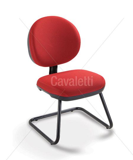 Cavaletti Stilo – Poltrona Executiva Aproximação 8107 S