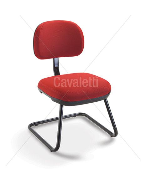 Cavaletti Stilo – Cadeira Secretária Aproximação 8108 S