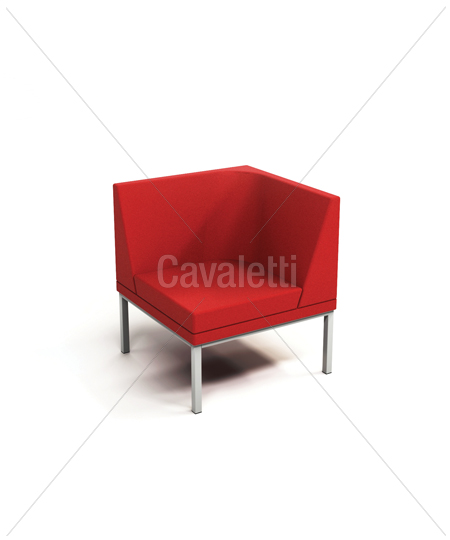 Cavaletti Talk – Sofá Canto Braço e Encosto 36505