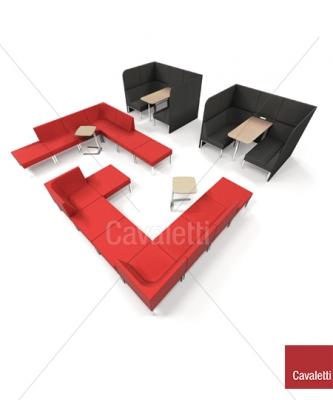 Cavaletti Talk – HB Reunião Mesa Interna Box Eletrificado (opcional) 36565
