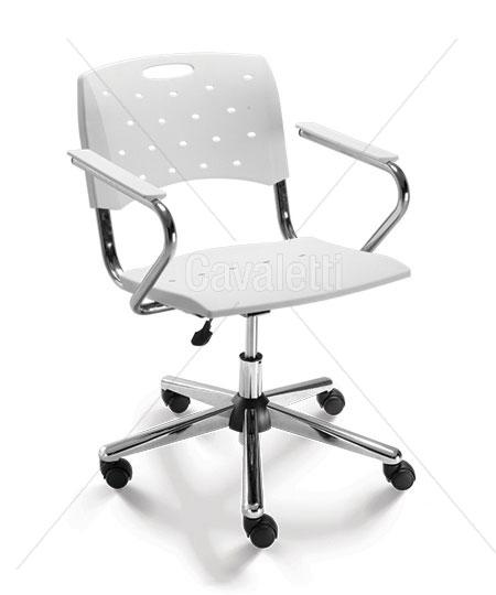 Cavaletti Viva – Cadeira Giratória 35004 Z