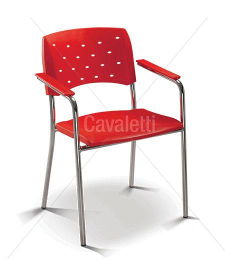 Cavaletti Viva SPM – Cadeira Aproximação 35507 P