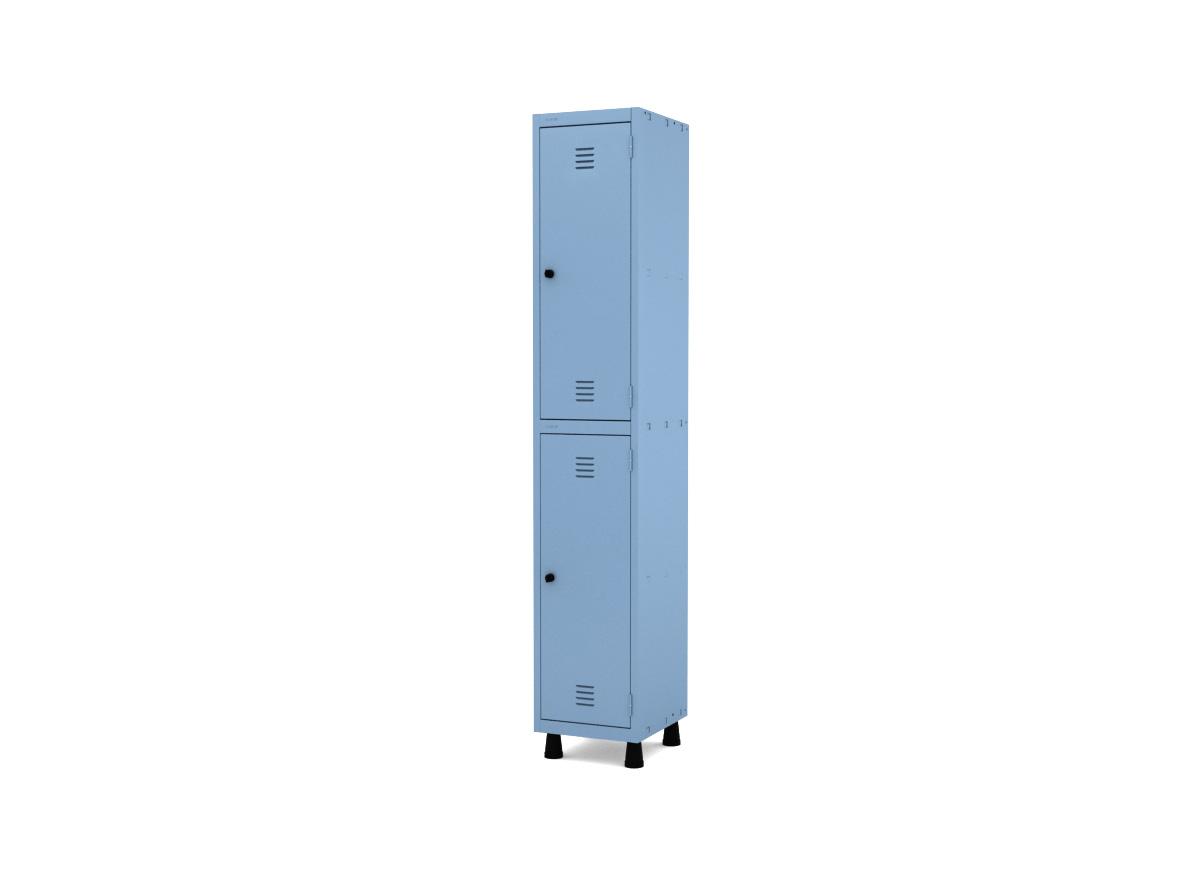 Roupeiro de Aço 2 Portas GRP/GRF 501-2
