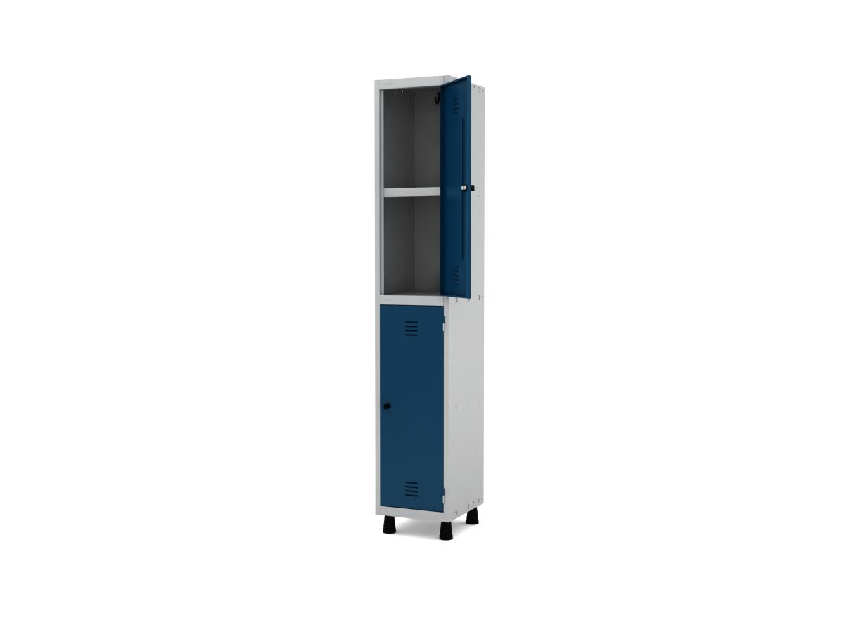 Roupeiro de Aço 2 Portas GRP/GRF 501-2 PRI