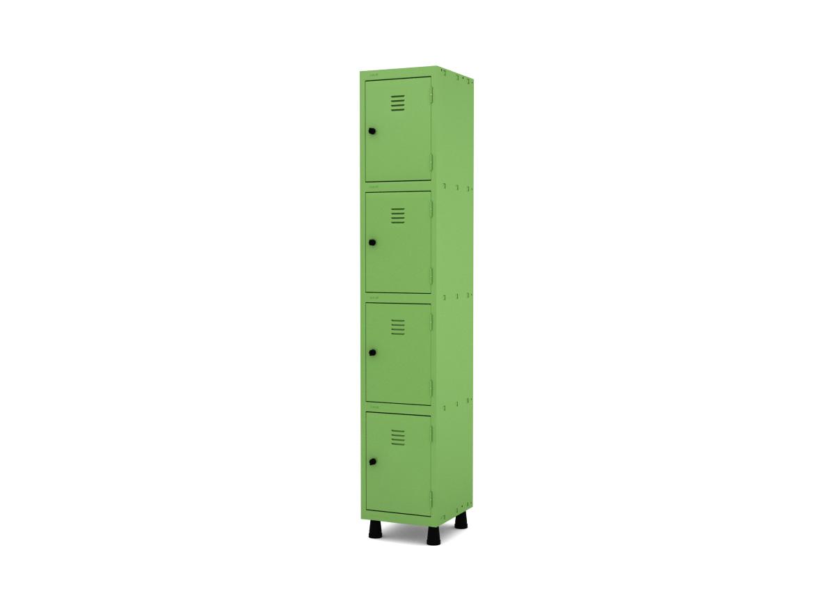Roupeiro de Aço 4 Portas GRP/GRF 501-4
